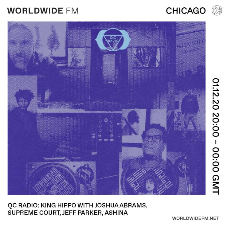 QC RADIO 004 W BORDERS